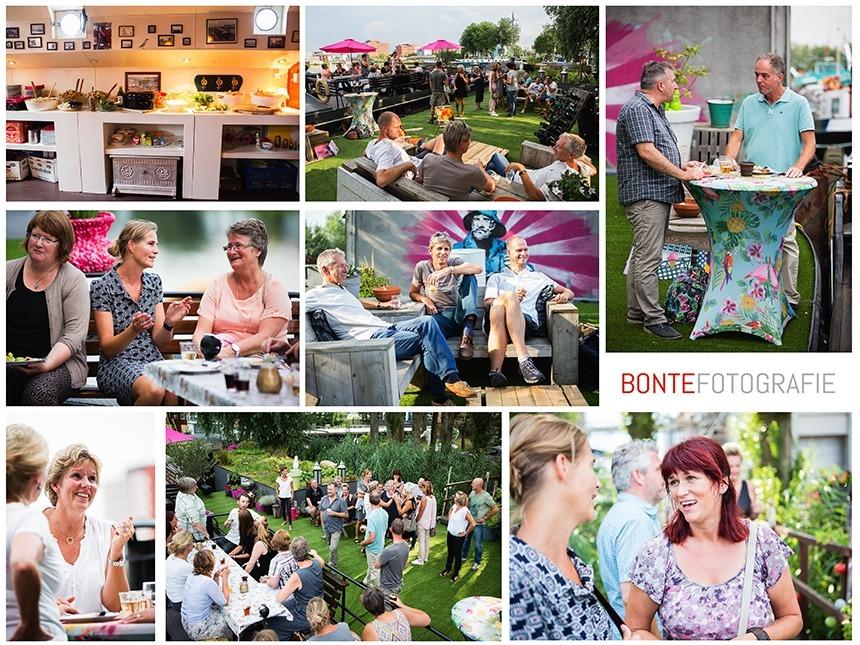 Evenementenfotografie bij Bedrijfsfeest De Linde-website