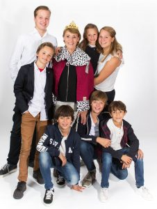 Familie Benedicte
