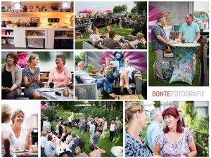 Bedrijfsfeest De Linde website