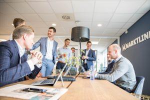 Marktlink Deventer werksituaties Openingsfeest